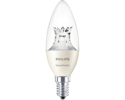 PHILIPS Scene Switch LED 40W E14 WW470 lm
