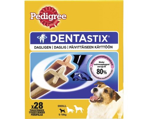 PEDIGREE Dentastix small 4x7st