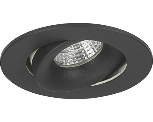 MALMBERGS Downlight LED Outdoor MD-70 7W 230V mörkgrå IP23