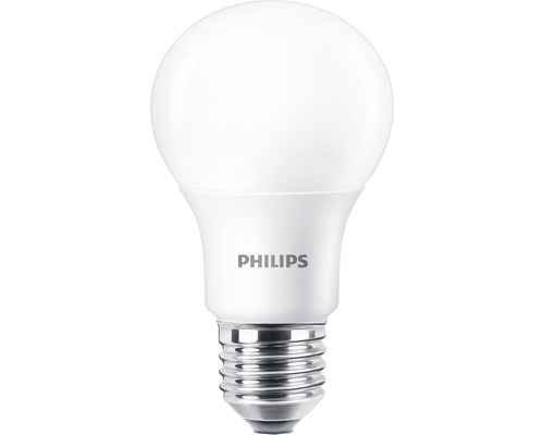 PHILIPS Ljuskälla LED A60 806 lm DB 8,5W E27 matt