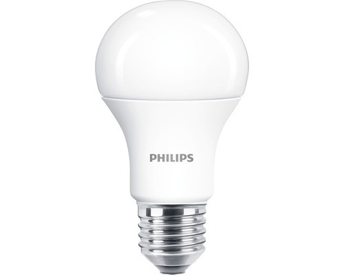 PHILIPS Ljuskälla LED A60 1055 lm DB 11W E27 matt