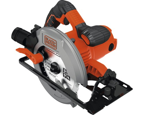 BLACK+DECKER Cirkelsåg CS1550 190 mm, 1500 W