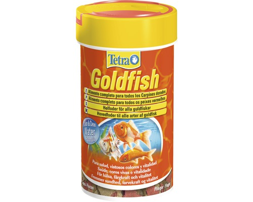 TETRA GOLDFISH FOOD 100ml