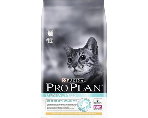 PRO PLAN Dental Plus Chicken 1,5kg