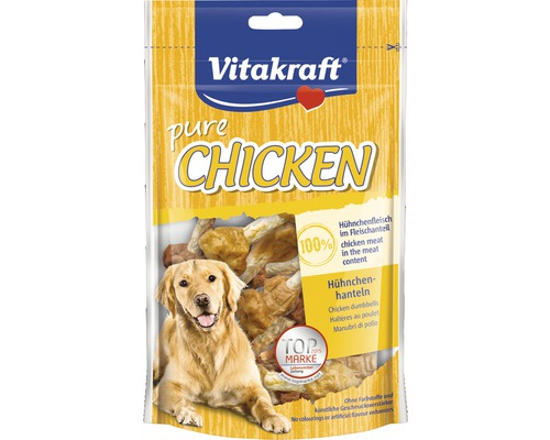 VITAKRAFT Chicken - kycklinghantel 80g