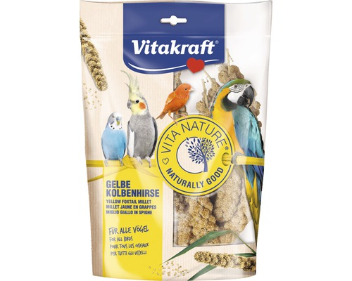 VITAKRAFT Hirskolvar Nature 300g