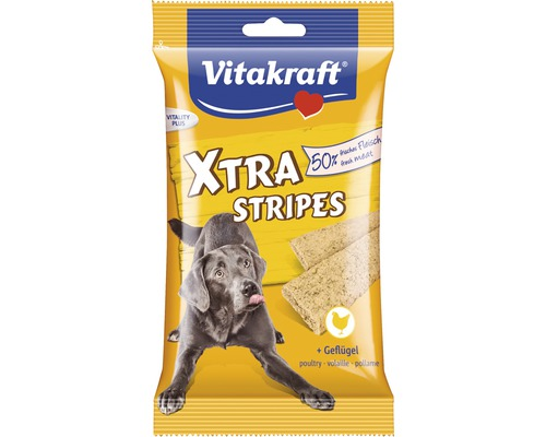 VITAKRAFT Xtra stripes Kyckling 200g
