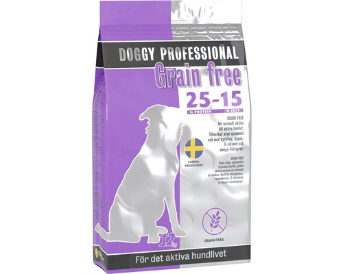 DOGGY Professional Grainfree 12 kg