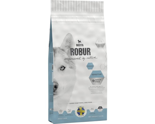 ROBUR Sensitive Grain Free Reindeer 11,5