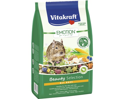 VITAKRAFT Emotion Beauty Degus 600g