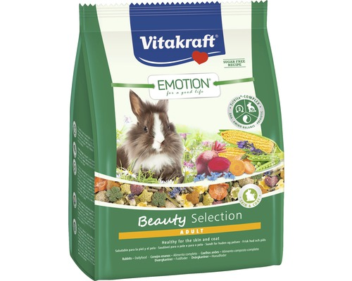 VITAKRAFT Emotion Beauty Adult KA 1,5kg
