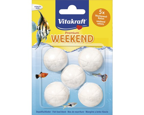 VITAKRAFT Weekendfoder