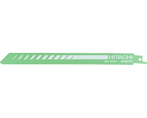 HITACHI Tigersågblad metall fin RM42B 225 mm 5 st