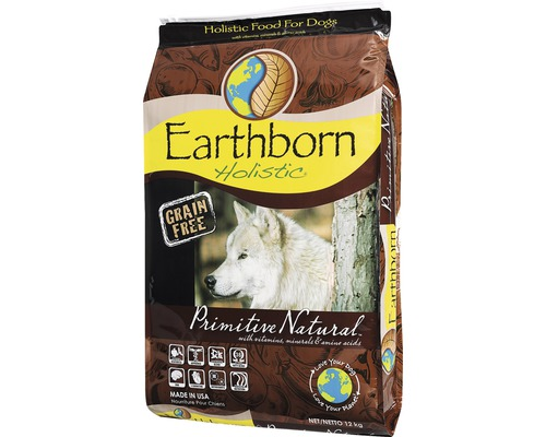 Hundmat Earthborn Holistic Primitive Natural 12kg