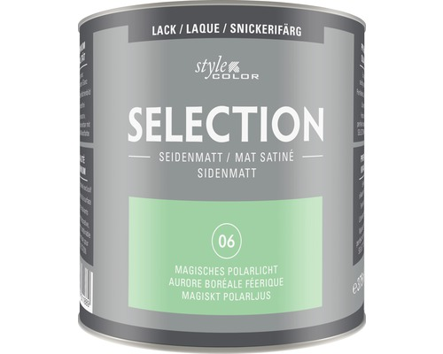 HORNBACH Selection Lack 375 ml 6 Magiskt polarljus