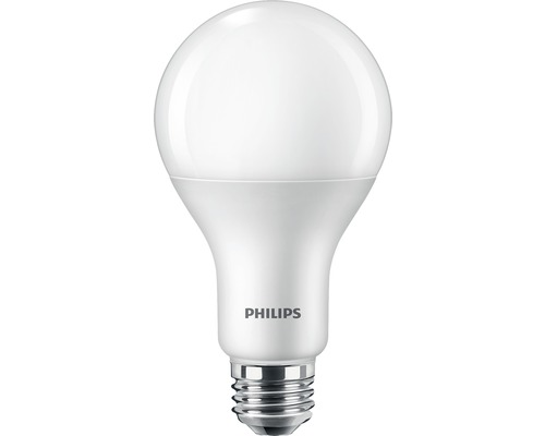 PHILIPS LED-lampa A67 E27 19,5W matt 2500 lm 2700 K varmvit