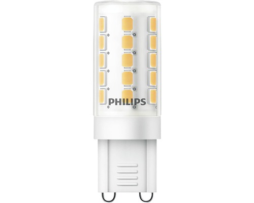 PHILIPS LED stiftsockel G9 3,2W klar 400 lm 2700 K varmvit