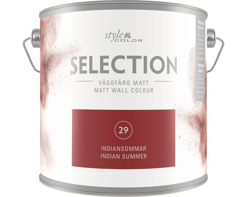 HORNBACH Style Color glansgrad 3 nr 29 Indiansommar 2,5 l
