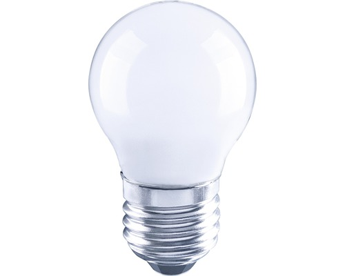 FLAIR LED-lampa dimbar E27/5,5(40W) G45 filament matt 470 lm 2700 K varmvit