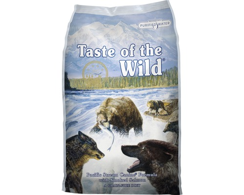 Hundfoder Taste of the Wild Pacific Stream Salmon 2kg
