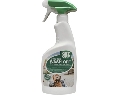 Avvisning katt/hund Get Off spray 500ml