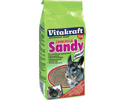 Badsand VITAKRAFT Sandy Chinchilla 1kg