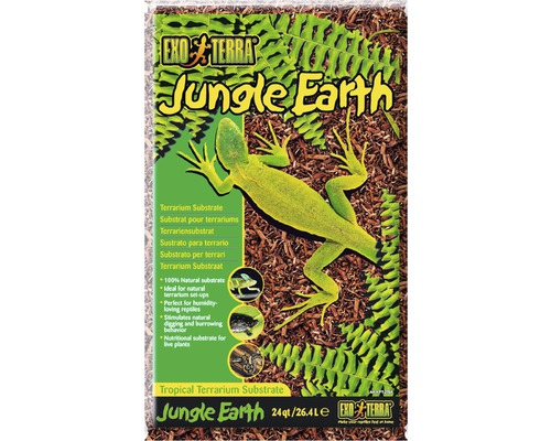 EXO TERRA Jungle earth 26,4 l