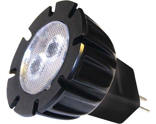 LED-reflektorlampa MR11 GU4/2W 120 lm 3000 K varmvit Season Lights