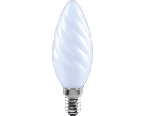 FLAIR LED kronljus CT 35 vriden Filament matt E14/4W(35W) 370 lm 2700 K varmvit