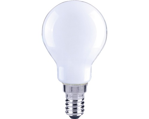 FLAIR LED klotlampa D45 Filament matt E14/3W(26W) 270 lm 2700 K varmvit