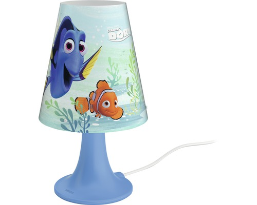 PHILIPS Bordslampa Finding Dory