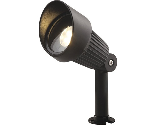 TECHMAR LED-spotlight Verona GU5.3/3W svart Season Lights