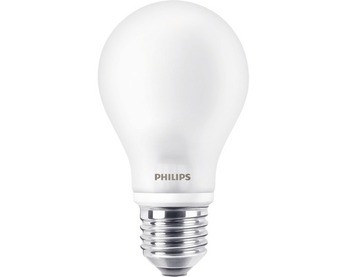 PHILIPS Ljuskälla LED A60 E27 4,5W 470 lm matt ND